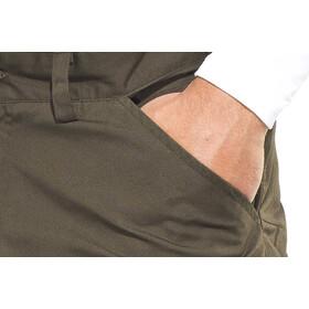 Fjällräven Barents Pro Pantalones Hombre, dark olive/dark olive